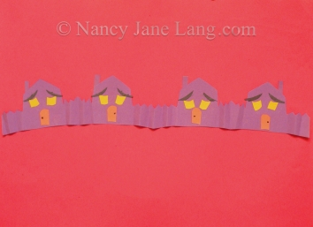 The Tiny Town of Pinit, Copyright 2014 Nancy Jane Lang