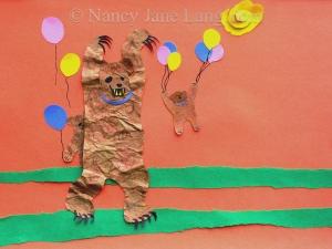Turtle's Birthday Surprise, Copyright 2014 Nancy Jane Lang