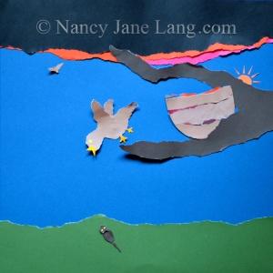 Three Tails, Copyright 2014 Nancy Jane Lang