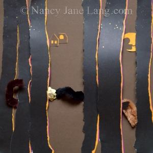 Three Tails, Copyright 2014 Nancy Jane LangThree Tails, Copyright 2014 Nancy Jane Lang