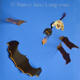 Three Tails, Copyright 2014 Nancy Jane Lang