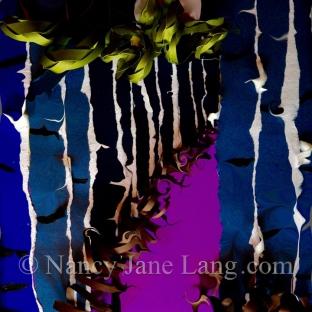 The Purple Path, illustration by Nancy Jane Lang, copyright 2016