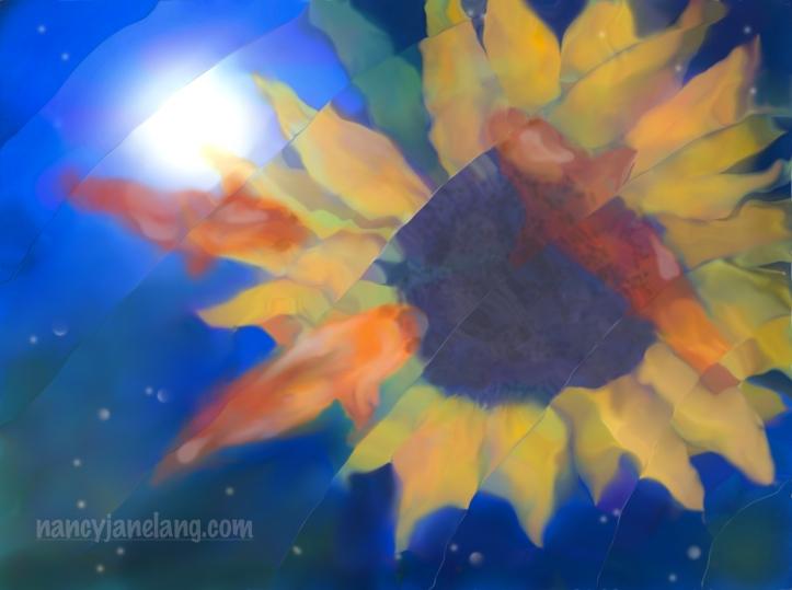 Goldfish on Vincent's Pond